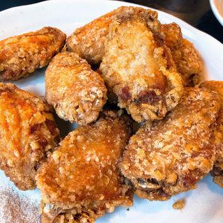 若鶏の骨付き唐揚げ(中国料理大幸 )