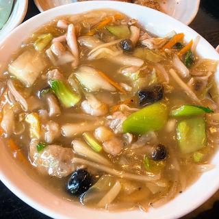 あんかけチャンポン(中国料理大幸 )