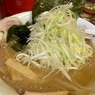 醤油ネギラーメン(さつまっ子 下新城店 (さつまっこ))