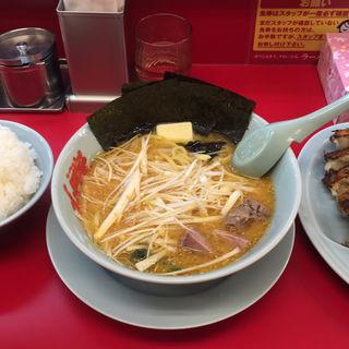 特製ネギ味噌ラーメン(ラーメン山岡家 恵庭店 (やまおかや))