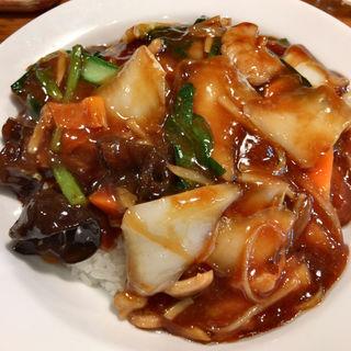 中華丼(なかじま )