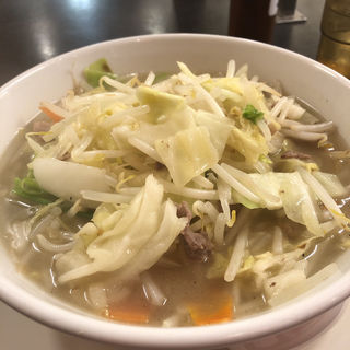 野菜たっぷりタンメン(日高屋 新八柱店 )