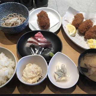 大粒!牡蠣フライ(3ケ)