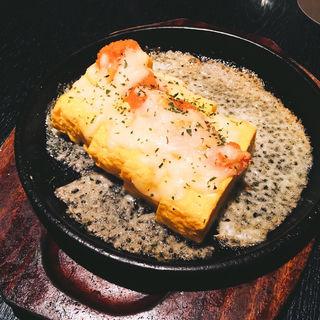 明太チーズ出汁巻き(月あかり 宇都宮東口店 )