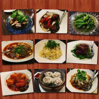 四川風麻婆豆腐(中華バル AZuma (アズマ))
