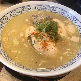 参鶏湯(福島壱麺 (イチメン))