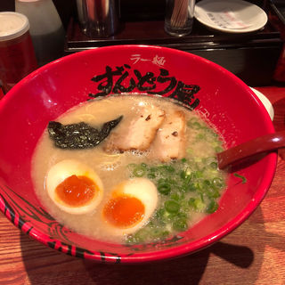 味玉らーめん(ラー麺 ずんどう屋 梅田店 )