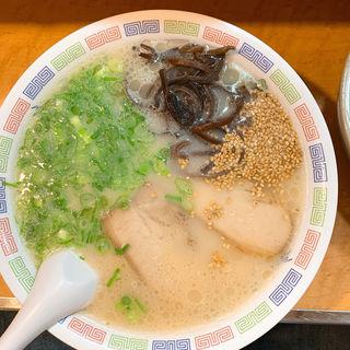 ラーメン(屋台 ぴょん吉 (やたい ぴょんきち))