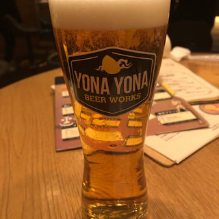 (YONA YONA BEER WORKS 新宿店)