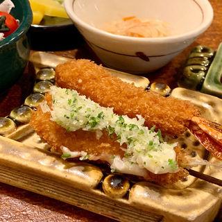 華定食(串の坊 クリスタ長堀店 )