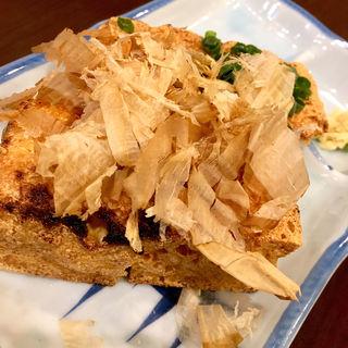 揚げ出し豆腐(炭火・串焼きボンちゃん)