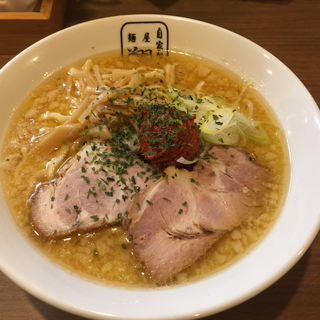 辛味噌ラーメン(自家製麺 麺屋 翔)