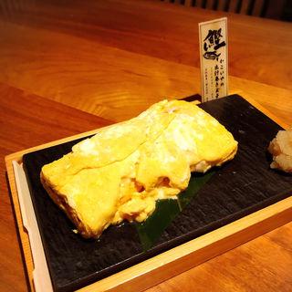 出汁巻き玉子(かこいや 銀座七丁目店)