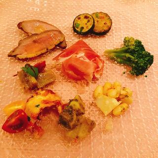 前菜(リストランテ・サバティーニ 青山 )