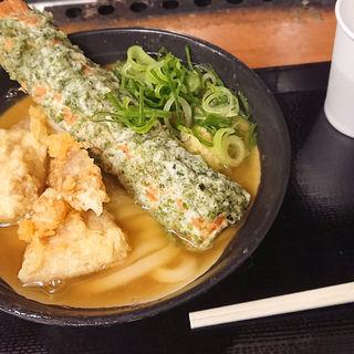 ちくわ とり天(いぶきうどん 吉祥寺店)