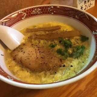 塩くもたま麺(らーめん臺大 (らーめんだいだい))