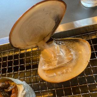 焼きハマグリ(美加茂 (みかも))