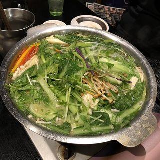 元祖草鍋スペシャル(2人前)(草鍋屋 和楽 )