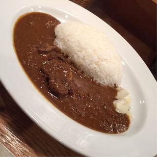 ビーフカレー(さぼてん食堂 )