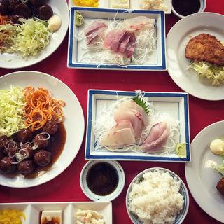 本日の定食(館山食堂 )