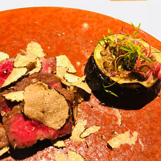 Secomd Piatto (肉料理)