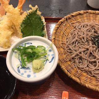天ざるそば(杵屋 池袋ルミネ店 (きねや))