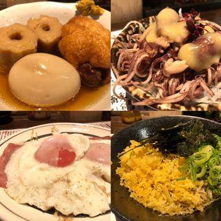 (おでんと鴨蕎麦居酒屋 じんべえ)