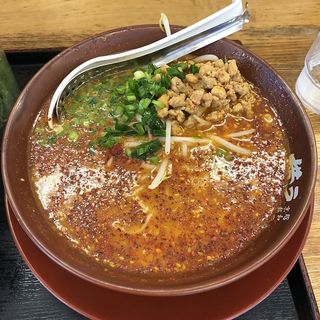麻辣担々麺
