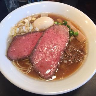 特製牛そば(麺牛 ひろせ)