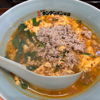 タンタンメン  ひき肉ダブル(元祖ニュータンメン本舗)