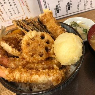 天丼(十彩)