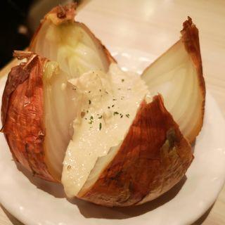 丸ごと玉ねぎのオーブン焼き(肉ビストロ 熟 ルクア1100店 (ニクビストロ ジュク))