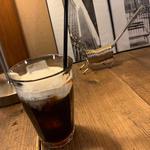 ウィンナーコーヒー(Ice)