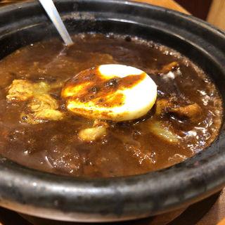 濃厚牛すじ煮込みカレー(ホットスプーン (Hot Spoon))