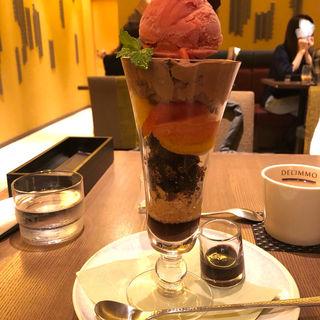 ショコラオランジュ(パティスリー & カフェ デリーモ)