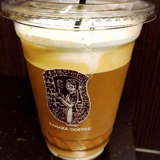 アイスハニーミルクコーヒー(やなか珈琲店 ルミネ立川店)