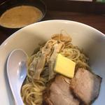 濃厚味噌バターつけ麺
