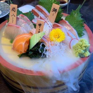 寿司ケーキ   コース料理