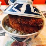 カツ丼(敦賀ヨーロッパ軒 本店 )