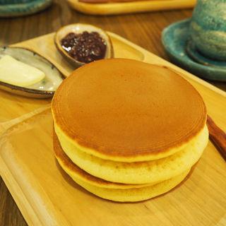うさパンケーキ(うさぎや CAFE)