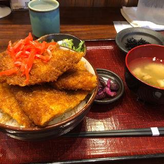 ソースカツ丼(ごちそう家 ぽん太 水天宮前店 (ごちそうや ぽんた))