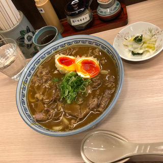 カレーうどん(七福亭 (しちふくてい))