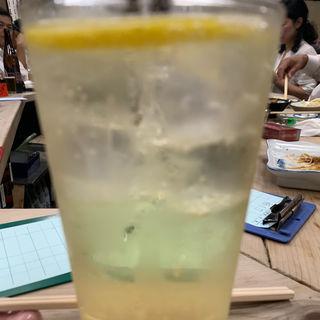 焼酎ハイボール(三四郎 )