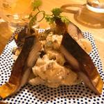 サバスモークのポテトサラダ(伊東の魚とワインの店 イトウバル)