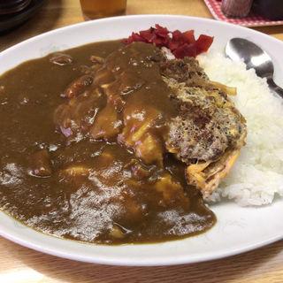 カツカレー(ひらた食堂 )