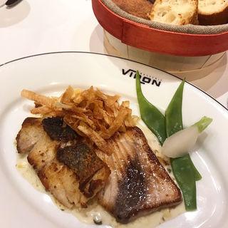 本日のお魚ランチ(ブラッスリー・ヴィロン 渋谷店)