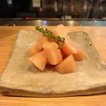 新生姜手作りガリ