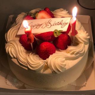 birthdayケーキ(ヴェールヴェール )
