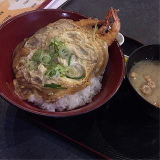 海老フライ丼(居酒屋 清水 淀屋橋店 (しみず))
