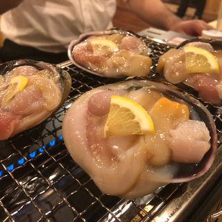 貝の浜焼(浜焼太郎 中洲店)